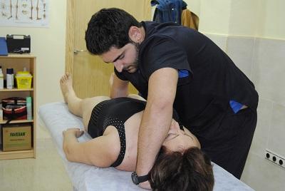 Foto para poner junto a descripción de la osteopatía